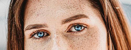 A genética por trás do rosto