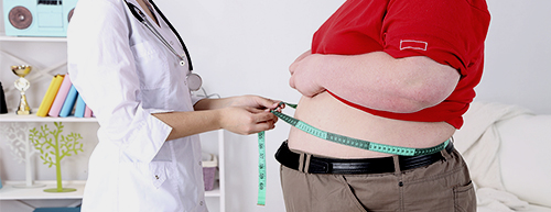 Obesidade masculina e risco de trombose