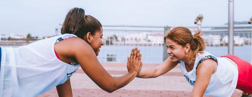 Atividade física e saúde mental