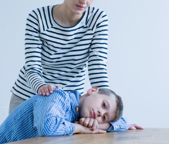 Autismo e os neurônios ligados ao tato